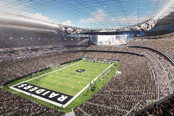 Las Vegas Stadium Interior Renderings