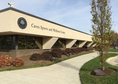 Old Baltimore Colts Training Facility Is Now The Caves Sports And Wellness Center