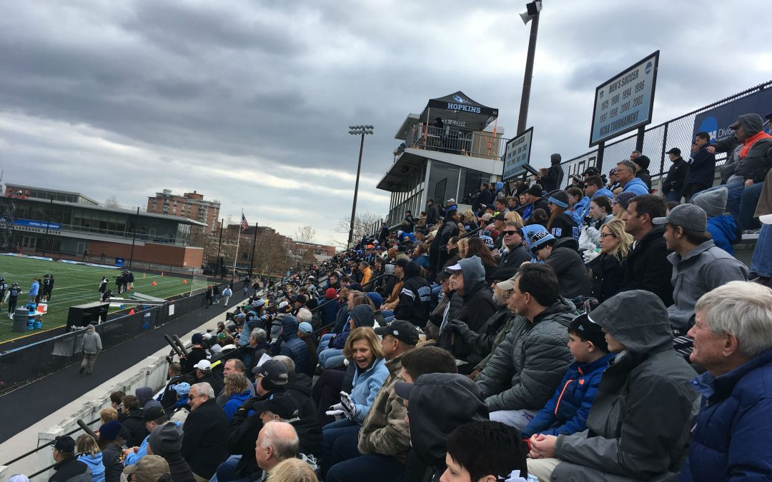 Homewood Field – Johns Hopkins Blue Jays
