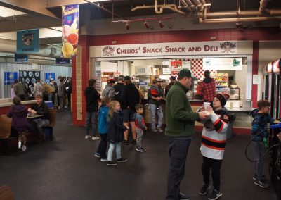 Fox Valley Ice Arena Concessions