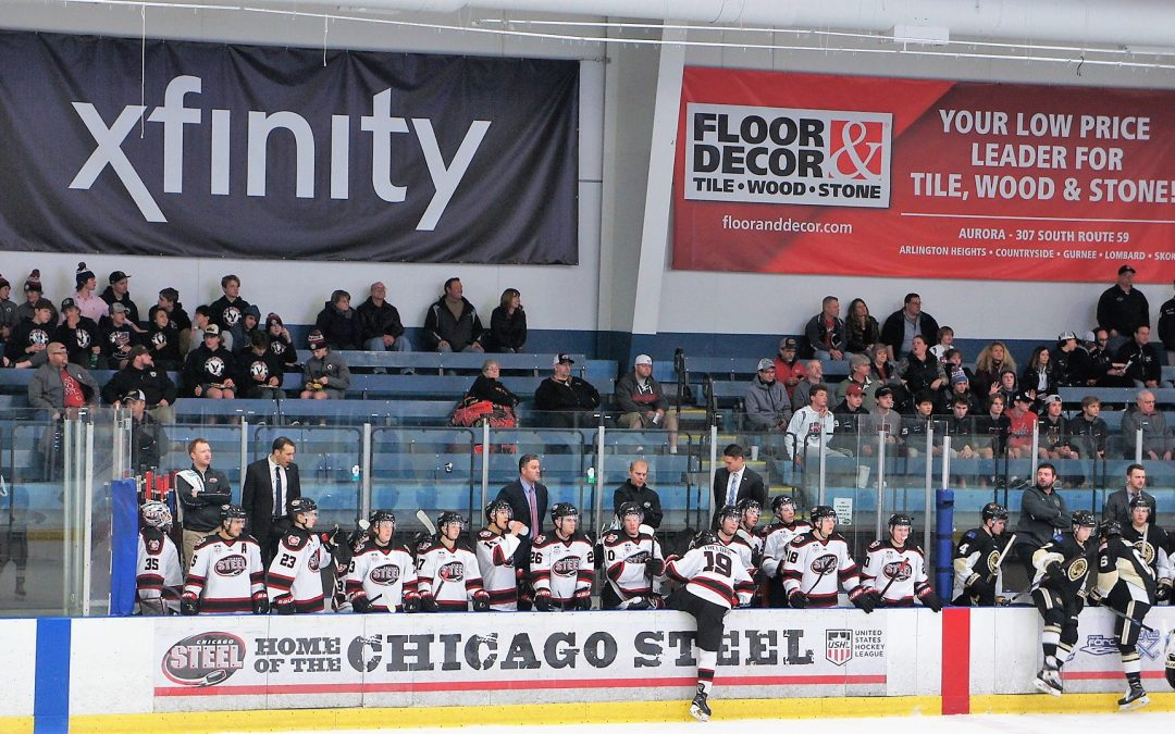 Fox Valley Ice Arena – Chicago Steel