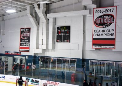 Clark Cup Champions Banner
