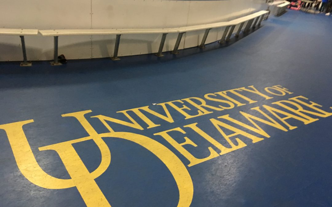 Fred Rust Arena – Delaware Blue Hens