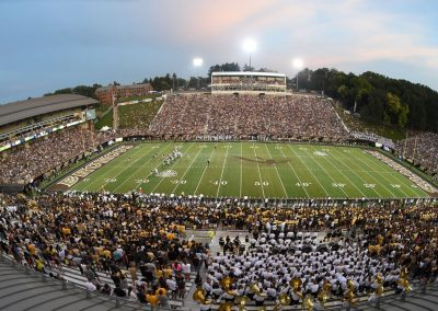 Waldo Stadium View