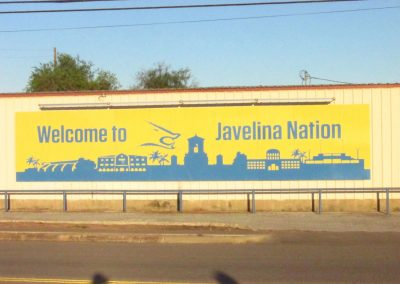 Welcome to Javelina Stadium