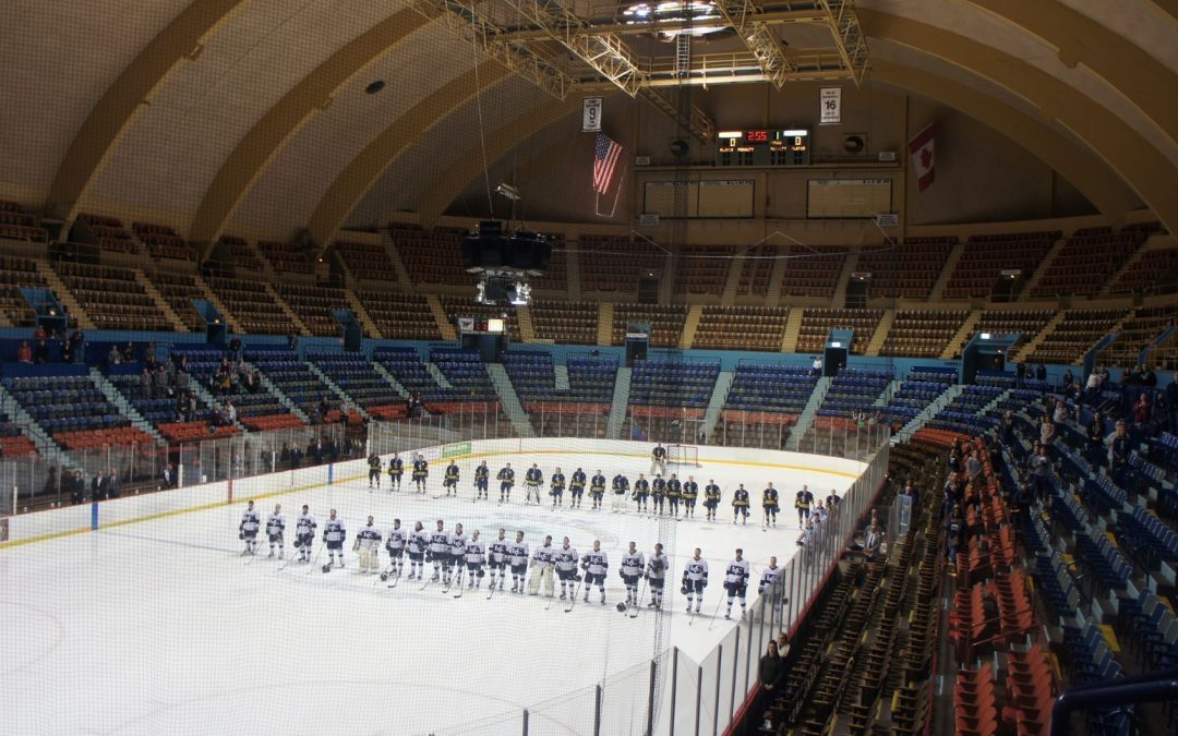 Hersheypark Arena – Lebanon Valley College Flying Dutchman