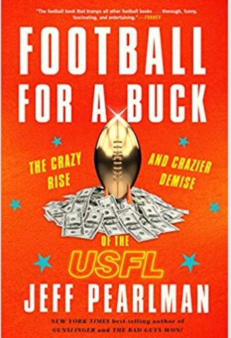 Book Review:  Football For A Buck