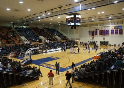 Hill Field House View