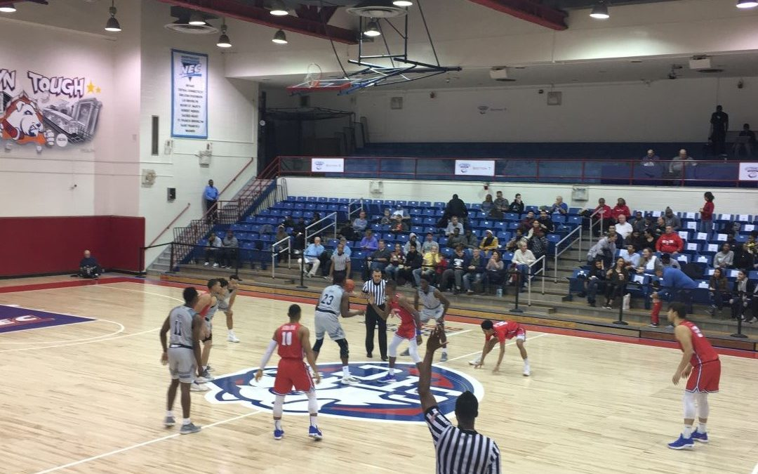 Pope Physical Education Center – St. Francis (NY) Terriers