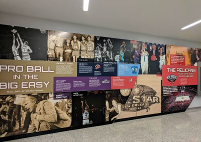 New Orleans Basketball History