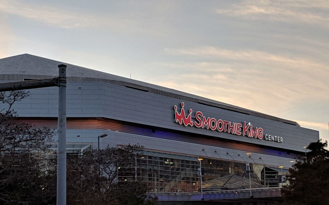 Smoothie King Center – New Orleans Pelicans