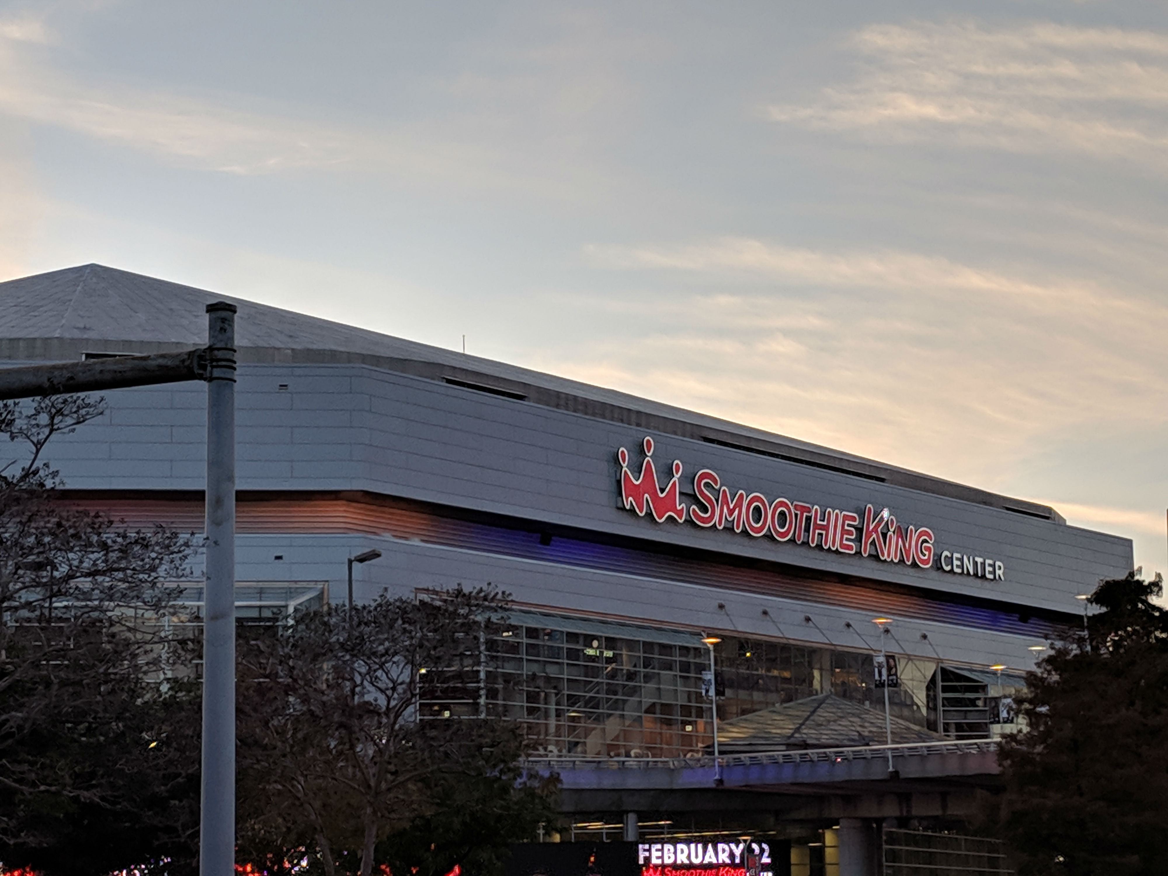 43ecfbef8d8 Smoothie King Center – New Orleans Pelicans