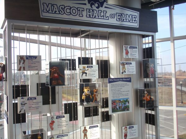 Mascot Hall of Fame Inductees
