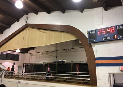 Stage and Scoreboard
