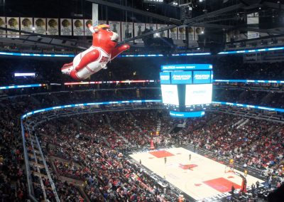 United Center Blimp