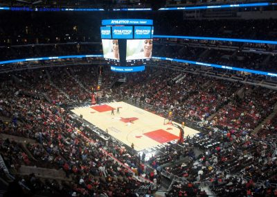 United Center Upper View