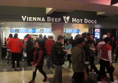 United Center Vienna Beef