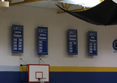 AWCC Banners