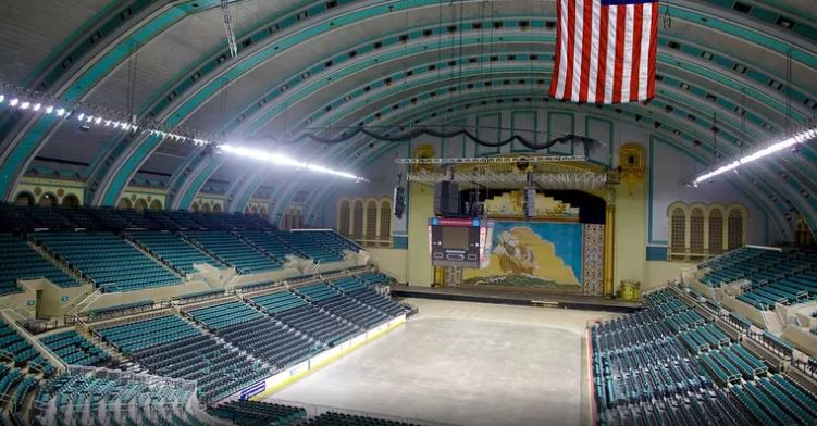A History of Football at Boardwalk Hall