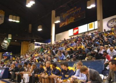 DAC Bench And Crowd