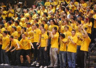Dragon Student Section