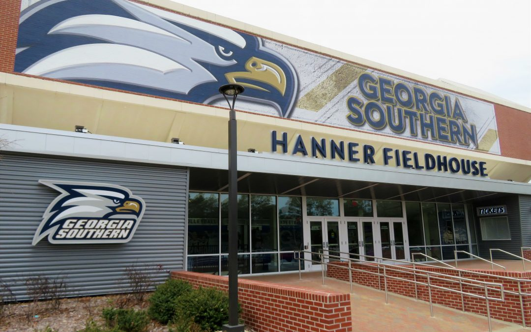 Hanner Fieldhouse – Georgia Southern Eagles