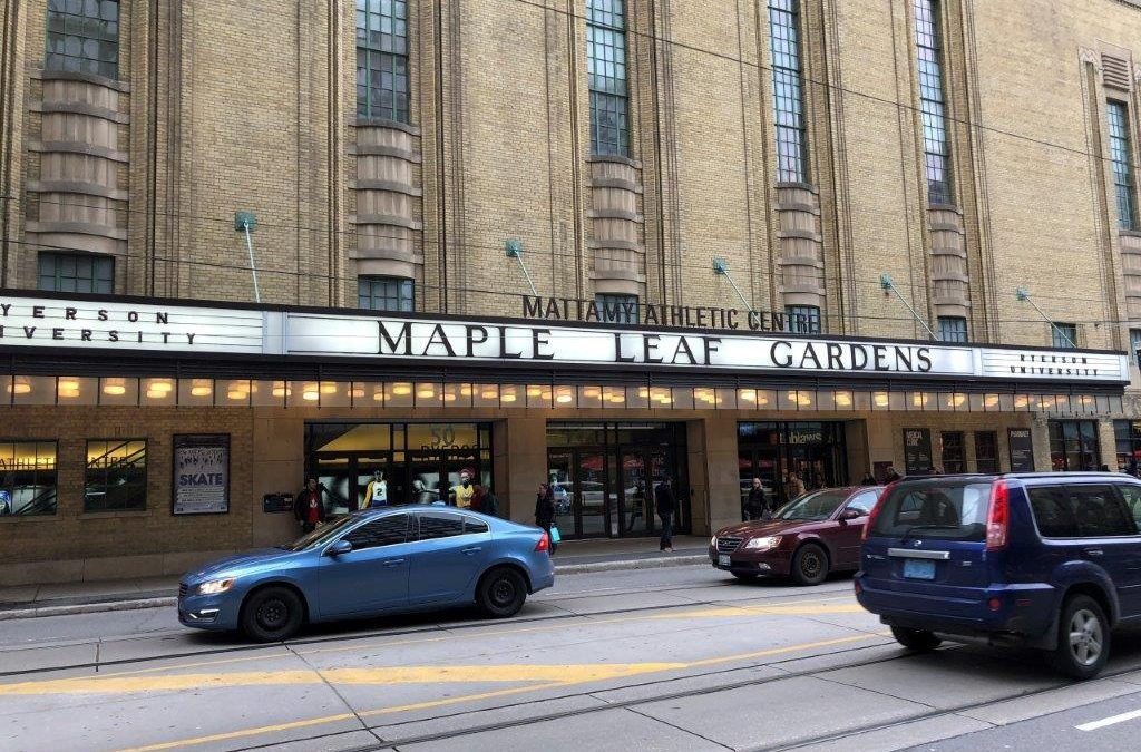 Mattamy Athletic Centre at the Gardens – Ryerson Rams