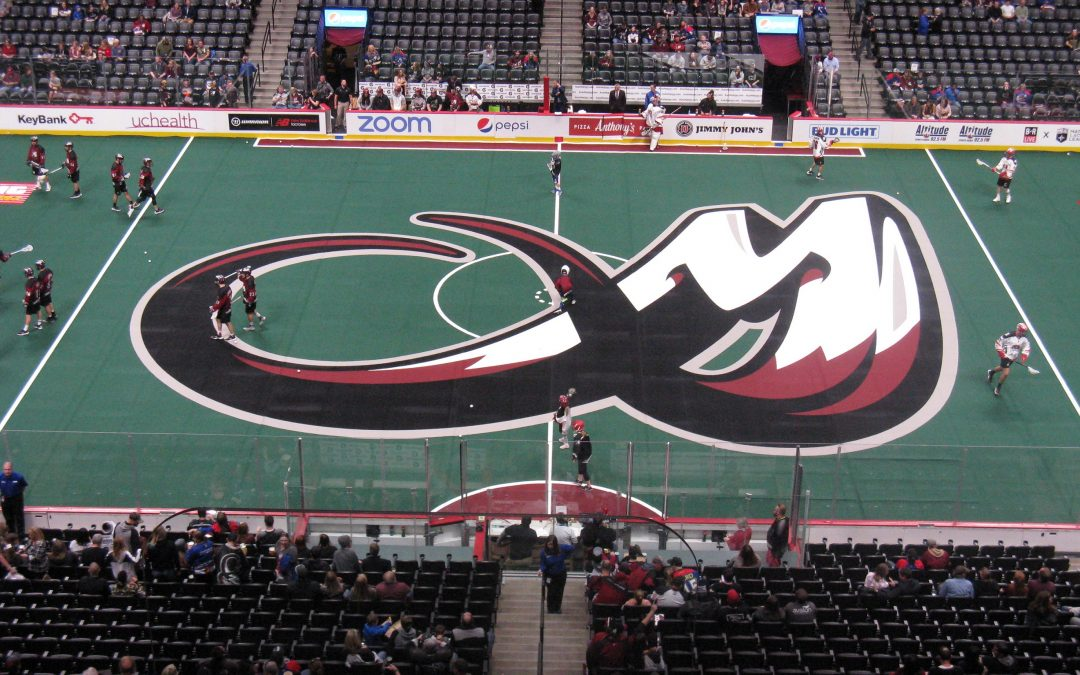 Pepsi Center – Colorado Mammoth