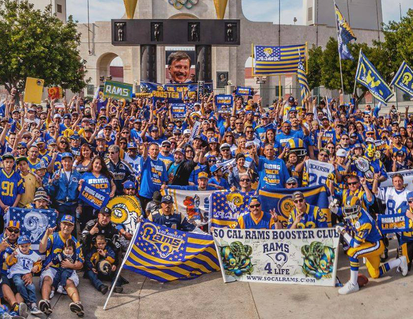 Rams Looking to Bring Super Bowl Title Home to LA