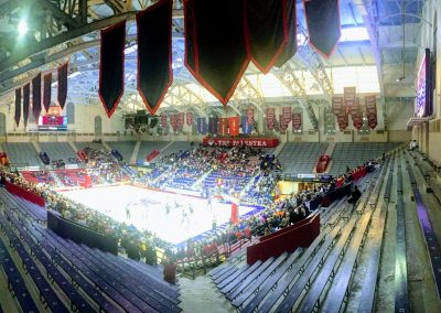 The Palestra Seating Section