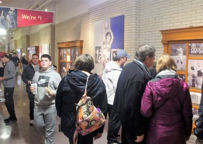 The Palestra Concourse