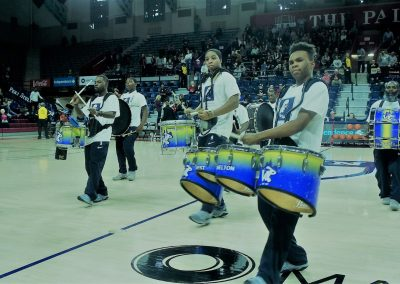 The Palestra Drummers
