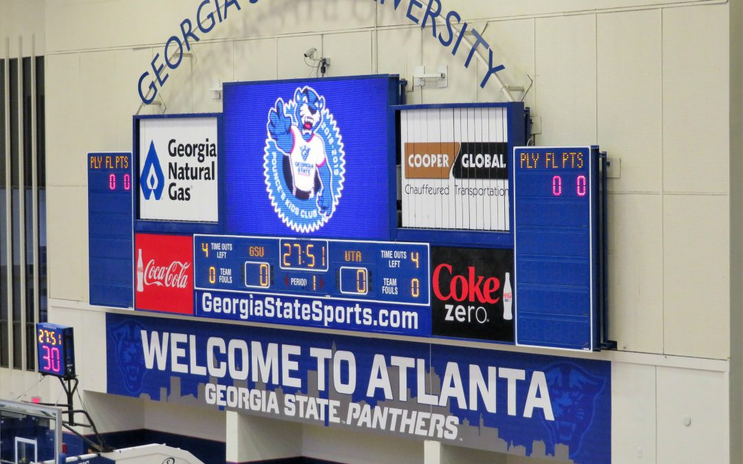GSU Sports Arena – Georgia State Panthers
