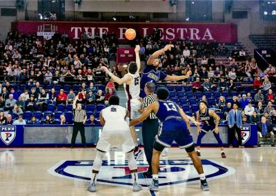 The Palestra Tip Off