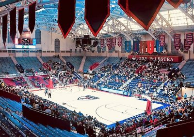 The Palestra View