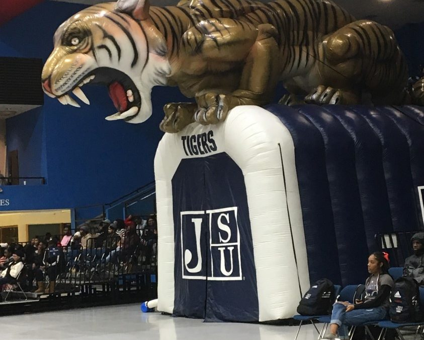 Williams Assembly Center – Jackson State Tigers