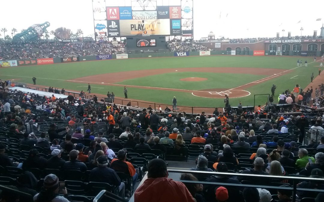 Raiders to Oracle Park in 2019…Not So Fast