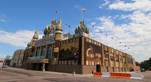 The Corn Palace is One of a Kind