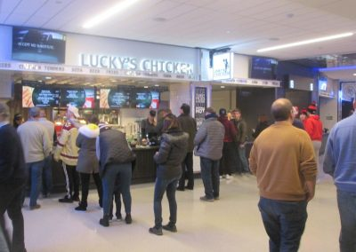 TD Garden Concessions
