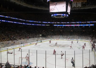 Ice Level at The Beanpot