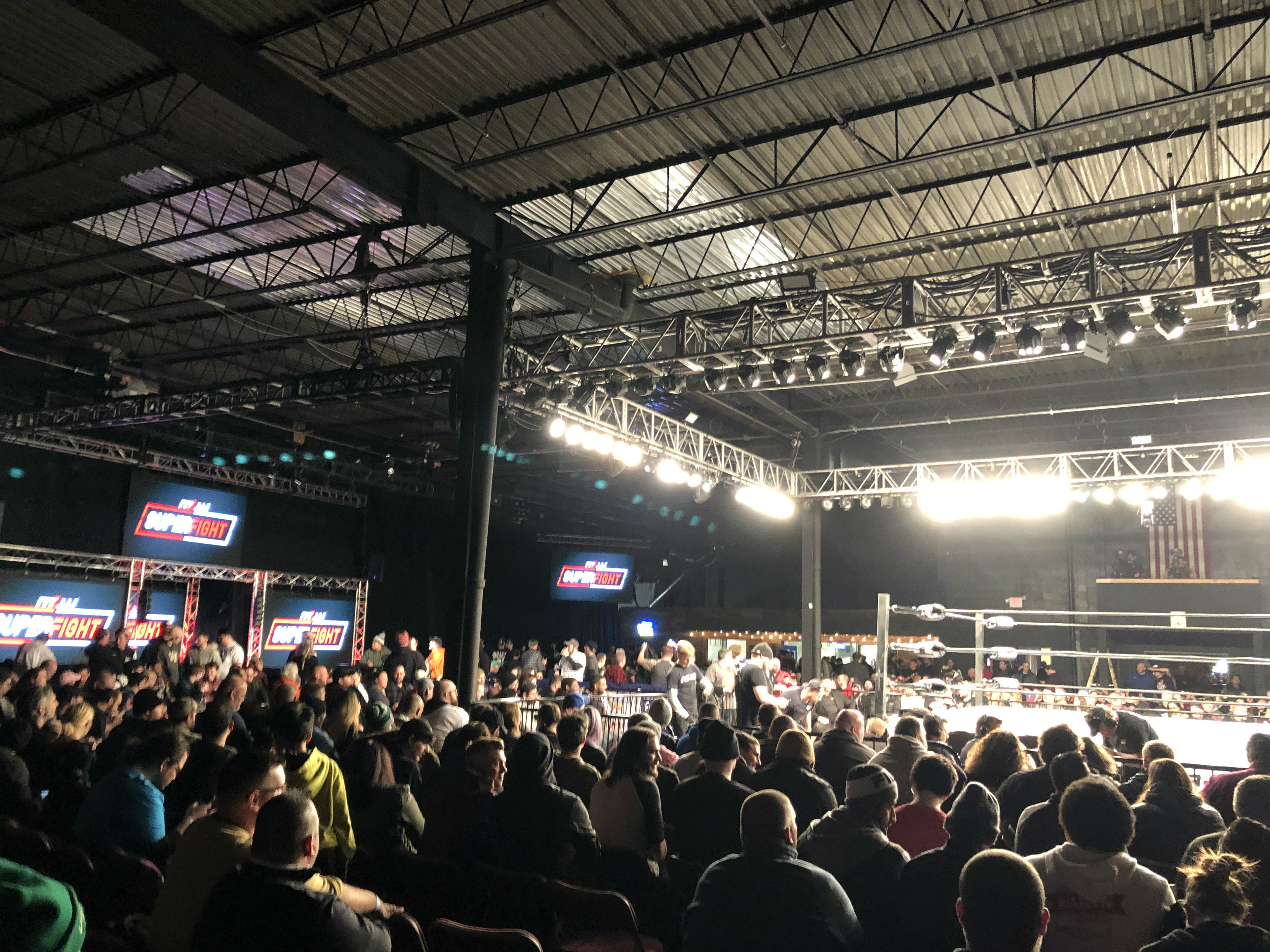 Image result for 2300 arena boxing