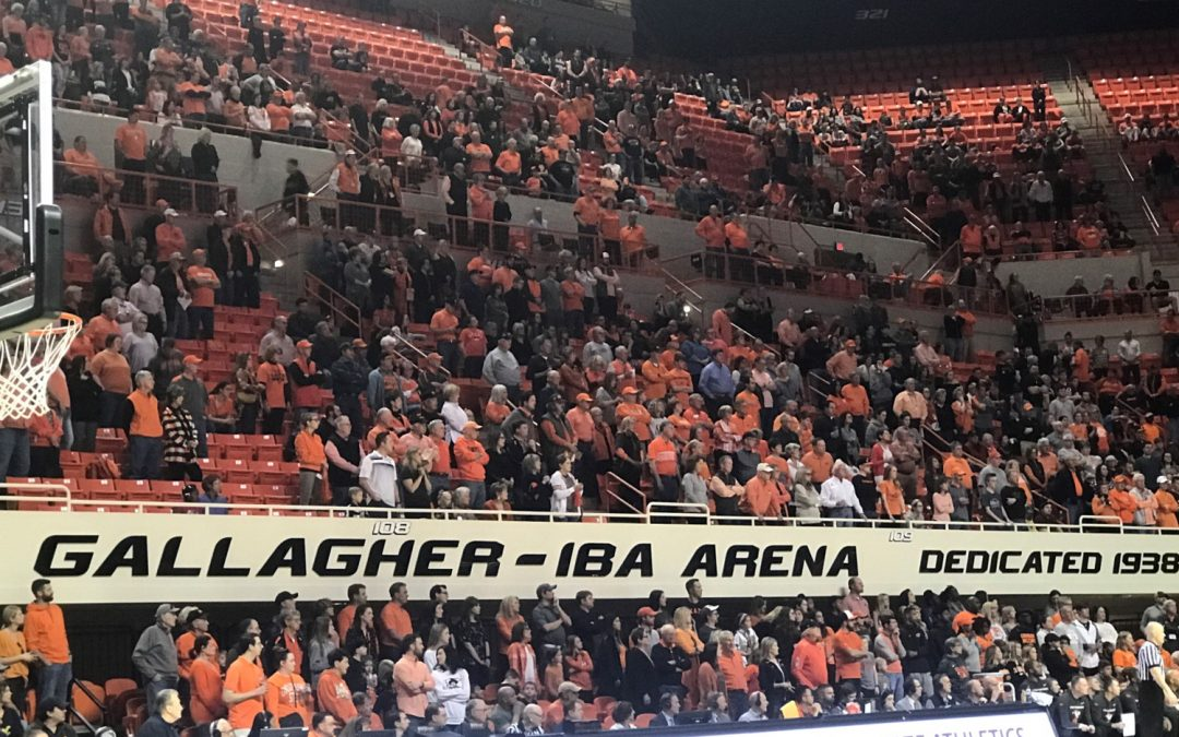 Gallagher-Iba Arena – Oklahoma State Cowboys