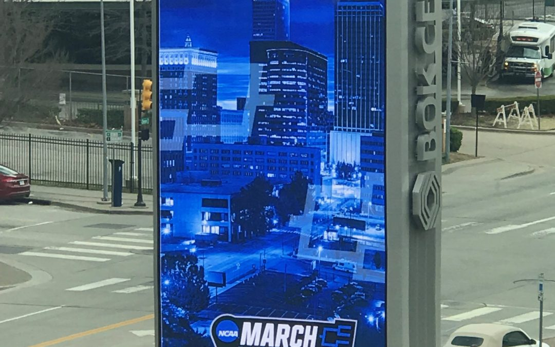 Tulsa's BOK Center begins Road to the Final Four