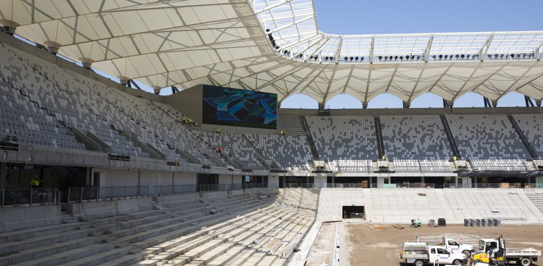 Bankwest Stadium Set to Open to Sellout Crowd