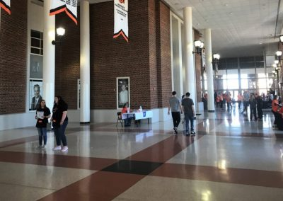 Gallagher-Iba Arena Lobby