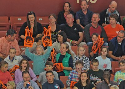 Greenville Fans are Ears Up