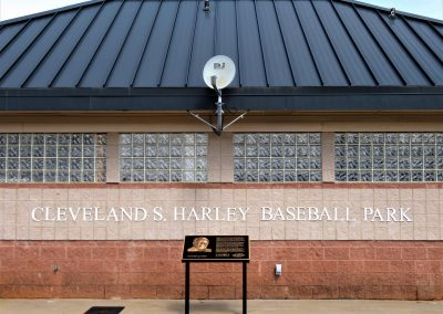 Home of Spartans Baseball