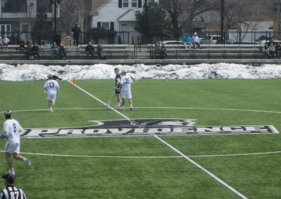 Friars Logo at Anderson Stadium