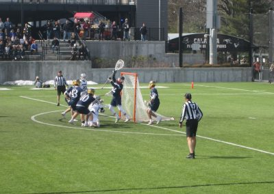 Friars Goal at Anderson Stadium