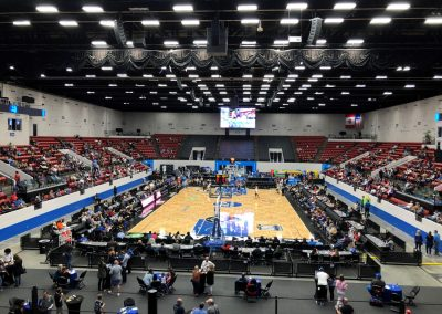 Jenkins Arena at the RP Funding Center, End Zone Seating